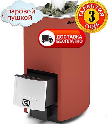 """Каменка для бани """"Кубань"""" 20Л, фото 2"""
