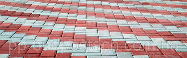 Фото тротуарної плитки