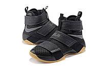 Детские баскетбольные кроссовки Nike LeBron Zoom Soldier 10 (Strive for Greatness), фото 1