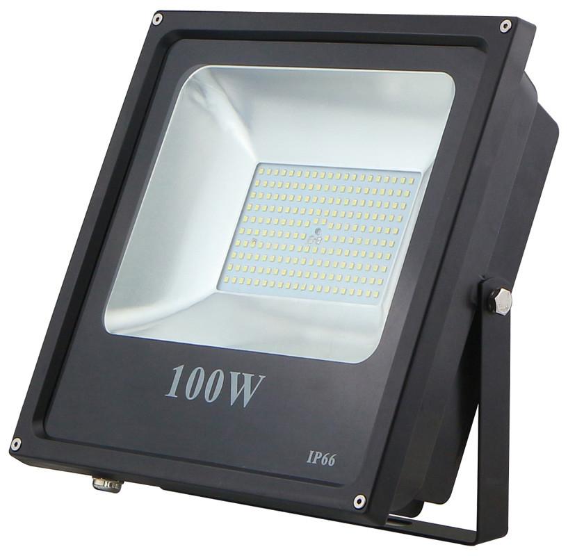 Светодиодный прожектор 100w smd led