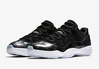 Мужские баскетбольные кроссовки Air Jordan Retro 11 Low (Barons), фото 1