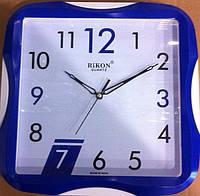 Часы настенные RIKON ИНДИЯ RK-9351tm плавный ход 31см.