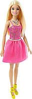 Кукла Барби Блондинка Fashionistas Игра с модой DGX82 Barbie MATTEL