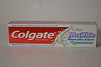 Зубная паста Colgate Мax White отбеливающая, 100мл.