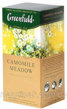 Чай Greenfield Camomile Meadow, 25 пакетов, фото 2