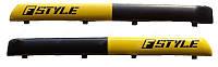 Накладки дверные батоны ВАЗ 2101 - 2107 желтые