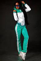 Женский тёплый спортивный костюм