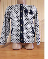 Детский свитер для девочки  Размер: