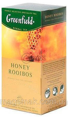 Чай Greenfield Honey Rooibos, 25 пакетов, фото 2