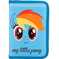 Пенал школьный детский KITE 2017 My Little Pony 622-1