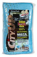 Набор салфеток из микрофибры Mega Pack