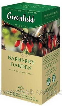 Чай Greenfield Barberry Garden, 25 пакетов, фото 2