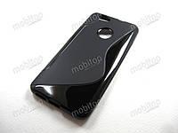 Чехол полимерный TPU Huawei Nova (черный)