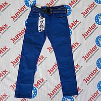 Котоновые подростковые брюки на мальчика CHILDHOOD