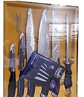 Набор ножей Zepter (цептер) 6 предметов. Оригинал