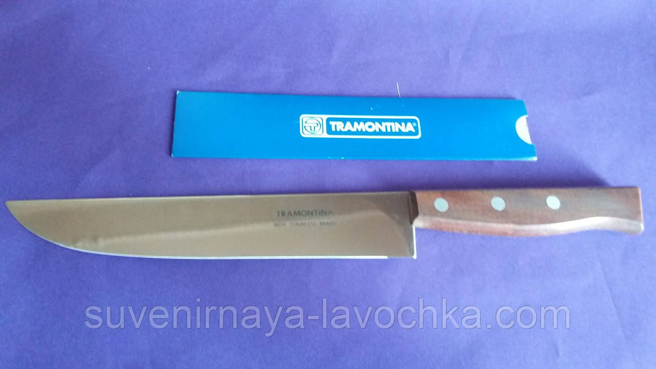 Нож Tramontina 22217/008 кухонный трамантин оригинал
