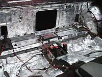 Шумо-, виброизоляция салона автомобиля