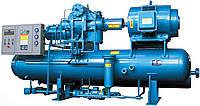 Двуступенчатый винтовой компрессорный агрегат