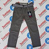 Котоновые подростковые брюки на мальчика CHILD HOOD