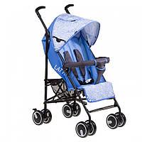 Детская коляска трость Everflo SK-165 Latte голубая купить оптом и в розницу в Украине 7 км