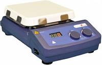 Магнитная мешалка с подогревом Ulab US-1550A