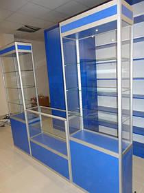 """Мебель в магазин швейной фурнитуры """"dan&co"""" 8"""