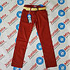 Котоновые брюки на мальчика подростка F&D