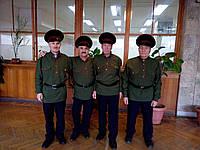 Мужской казачий костюм