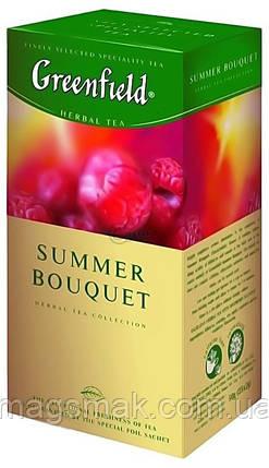 Чай Greenfield Summer Bouquet, 25 пакетов, фото 2