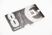 IMAX карта памяти Micro SD 8Gb Class 10