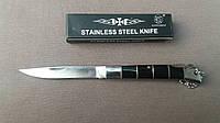 Нож складной Сом классический рыбацкий