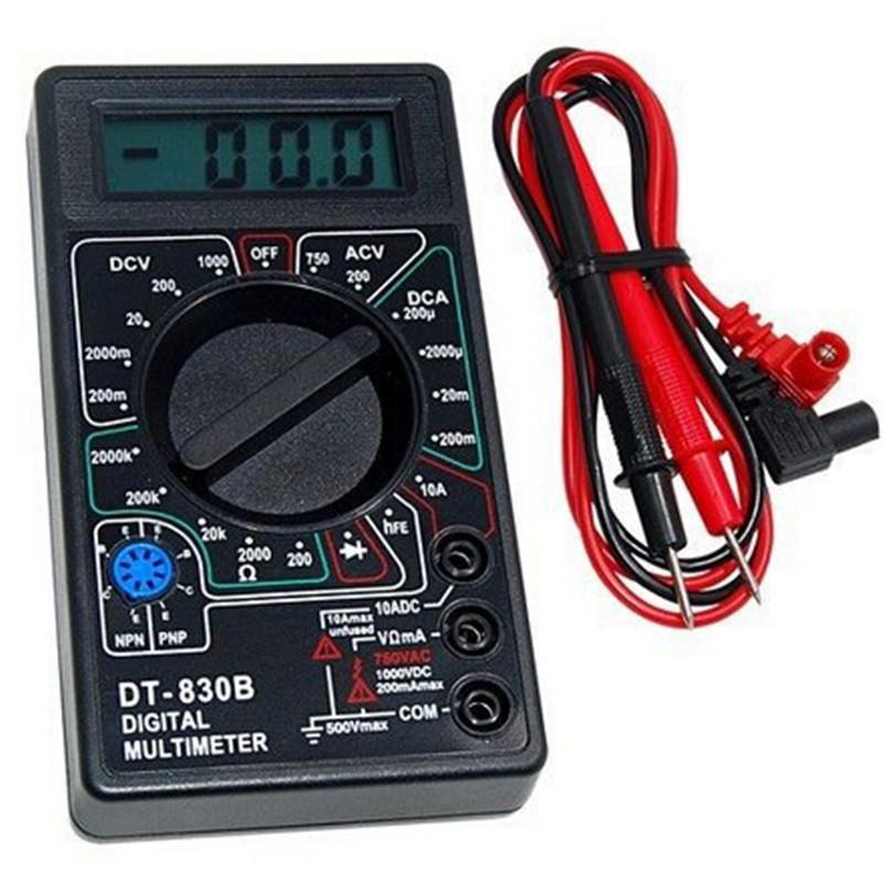 Мультиметр тестер DT-830В