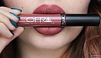 Жидкая матовая помада Ofra Long Lasting Liquid Lipstick
