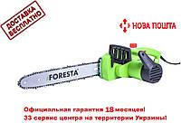 Электропила цепная Foresta 1,8 кВт (пила электрическая) Шина 35 см!, фото 1