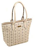 Бежевая сумка для женщин