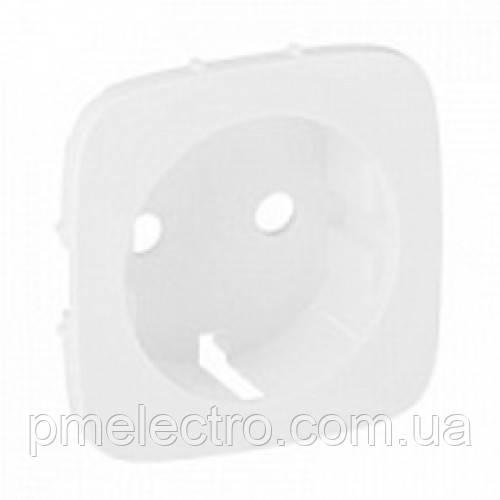 VLN-A Лицьова панель розетки 2К+З Жемчуг (755209)