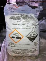 Сода каустическая 25 кг ЛУСКА (натрий гидроксид)
