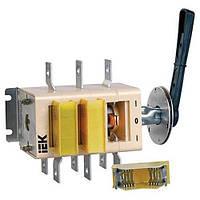 Выключатель-разъединитель ИЭК ВР32И-37B71250 400А на 2 направления