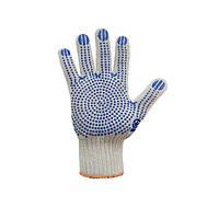 Перчатки трикотажные с ПВХ точкой 722 3 нити
