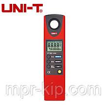 Цифровий люксметр UNIT UT382 (0-20000 Lux) Пам'ять (2044 виміру), ЗА