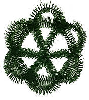 Цветочный щит ритуальный венок