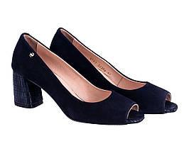 Туфли Etor 6107-9-10407-1-1091 синие
