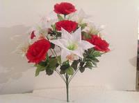 Роза+Лилия+орхидея