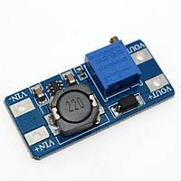 Повышающий преобразователь MT3608 2A 5..28 В плата модуль стабилизатор повышайка