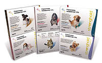 Stronghold (Zoetis) Стронгхолд 30мг капли от блох и клещей для собак весом 2,6-5 кг