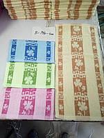 Клеверный лист светлые 10 шт в уп. Размер 35х70 100% хлопок кухонное полотенце оптом большой опт самая дешевая цена 7км Одесса  для кухни Полотенце
