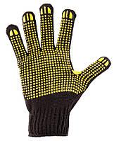 Перчатки трикотажные с ПВХ точкой (526)