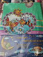 Комплект постельного белья в кроватку Тиротекс хлопок