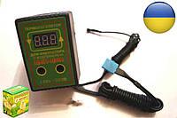 """Терморегулятор цифровой с влагомером двухпороговый 2 кВт """"ЦЫП - ЦЫП"""""""