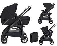 Детская Универсальная коляска-трансформер Trilogy DEEP BLACK - Inglesina (Италия) - Модульная система
